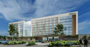 Hilton Jacksonville Mayo Clinic Area